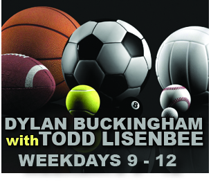 Dylan Buckingham with Todd Lisenbee
