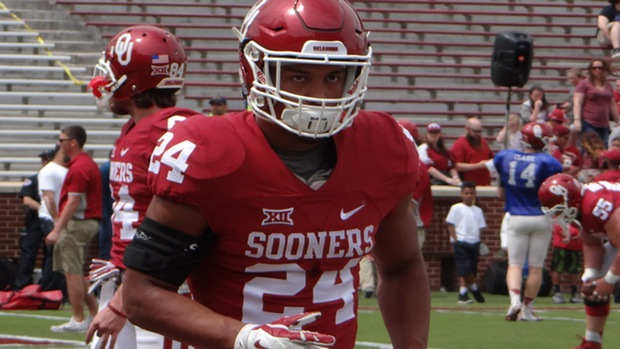 OU running back Rodney Anderson out for the season - The ...