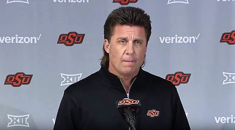 Mike Gundy talked Thursday about Baylor, his legacy and why he won't sign his new contract.