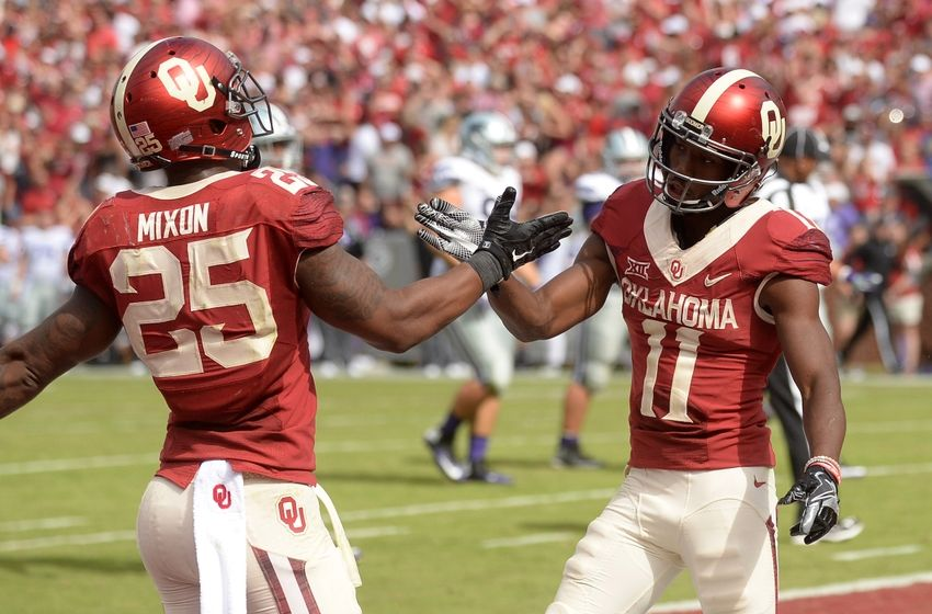 Joe Mixon and Dede Westbrook have had a great season, but their past transgressions caught up with them this week and the OU football program is embarrassed.