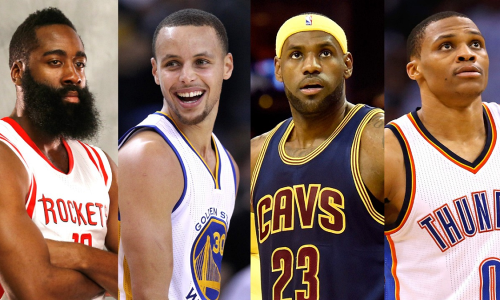 7ddef150fa6 Who Else but Russell  The NBA MVP Race Heats Up in 2017 - The Franchise