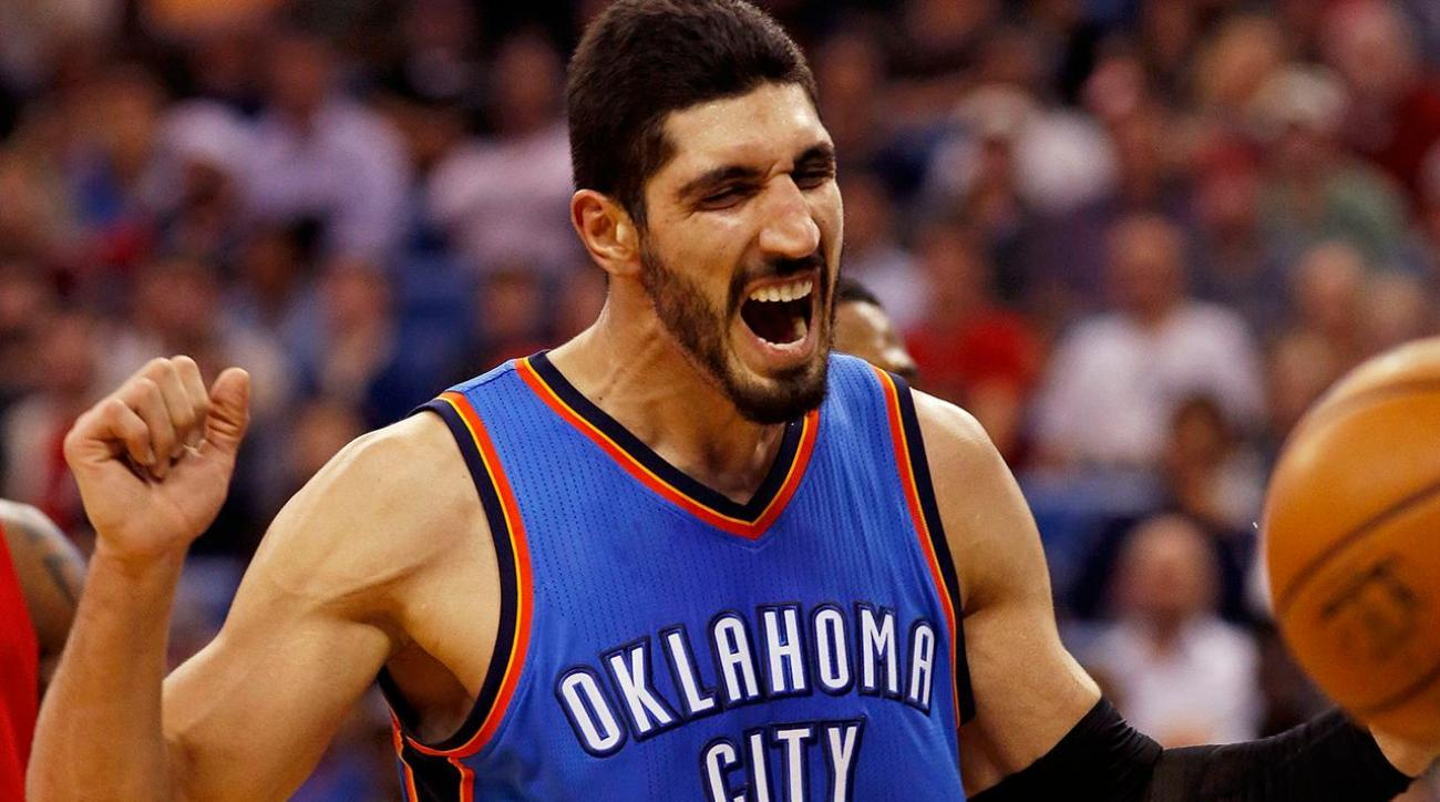 enes kanter has proven that athletes can be effective