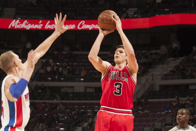 Doug McDermott's perimeter shooting should give Russell Westbrook more options and more space.