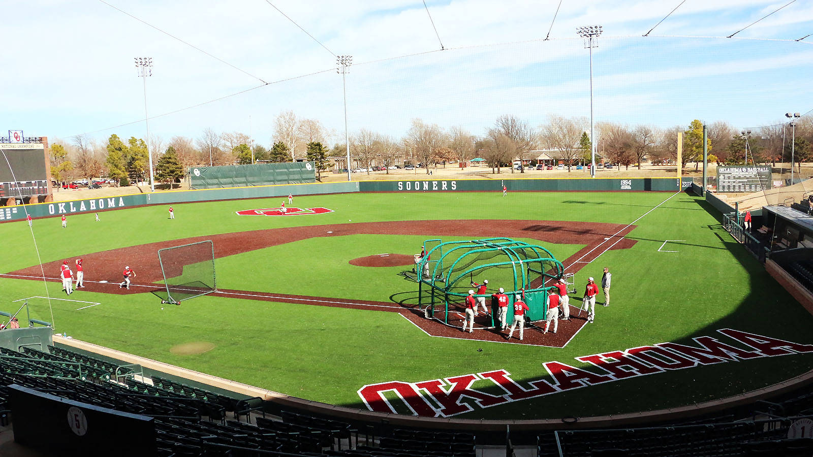 Big 12 baseball power poll mid march edition the franchise for Garden city community college baseball