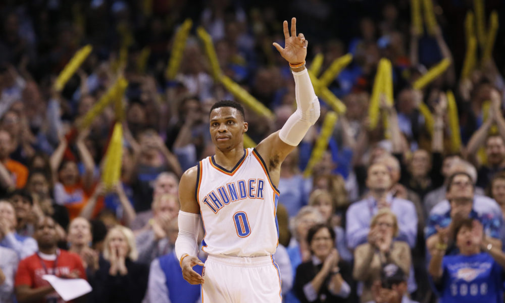 russell westbrook contract