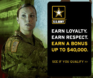 Army Bonus