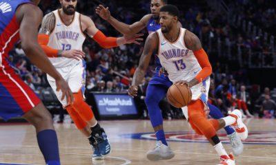 13d59e854 Paul George Named All-NBA First-Team  Westbrook Third-Team