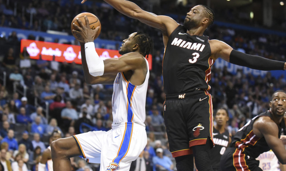 buy popular 4d522 96733 THUNDER POSTGAME {WATCH}: OKC reacts to a third straight ...