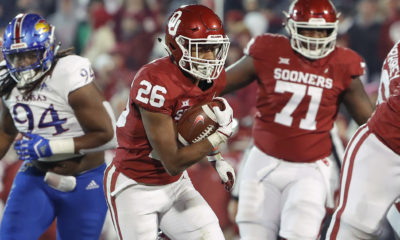 aef26276174788 John E. Hoover: Sooners' Kennedy Brooks reportedly cleared of Title IX  inquiry, returns to team · Oklahoma Sooners · OU Football · Oklahoma State  Cowboys