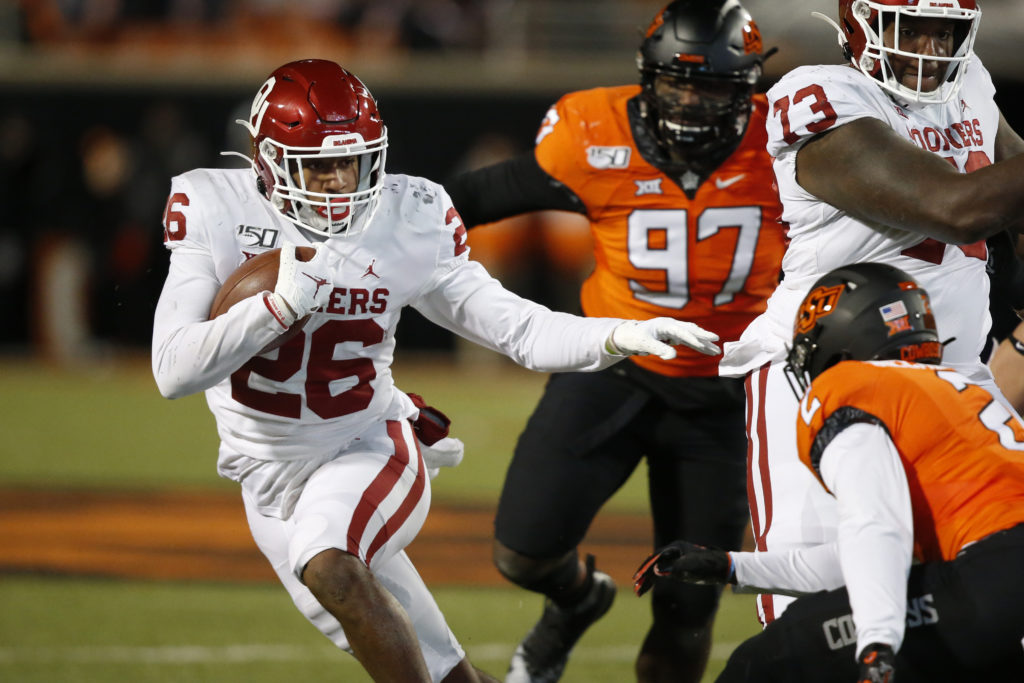 John E Hoover One Man Show Sooners Played A Complete