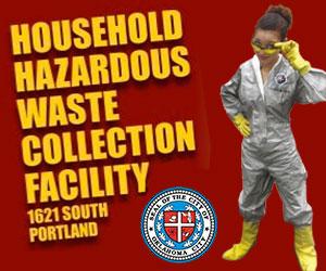 OKC Hazardous Waste Locations